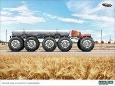Monster truck of monster trucks. Big Rig Trucks, Cool Trucks, Pickup Trucks, Cool Cars, Volvo Trucks, Semi Trucks, Custom Big Rigs, Custom Trucks, Diesel Trucks