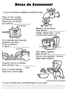 atividades ciclo da agua - Pesquisa Google
