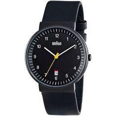 BN0032 Classic Watch Black