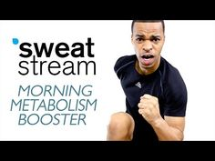 20 Min. Quick Morning Boost Fat Burning HIIT Cardio Workout w/ Millionaire Hoy - YouTube