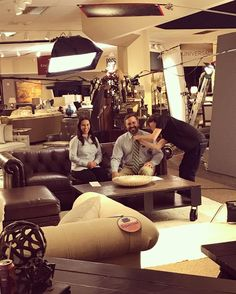#flashbackfriday To Having Fun On Set At Our Waukesha Store!  #commercialmaking #onlocation