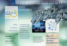 Sito web Ethics: #webdesign, #sitiweb, #grafica, #sitinternet, #padova, #newsletter, #gestionale, #social, #webmarketing,