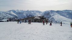 Westgipfelhütte Mount Everest, Mountains, Winter, Nature, Travel, Naturaleza, Viajes, Traveling, Natural