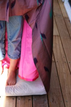'Koiki' Kimono - Zenbu Home Japanese Things, Silk Kimono, Long Jackets, Deep Purple, Body Shapes, Collars, Hot Pink, Im Not Perfect, Product Description