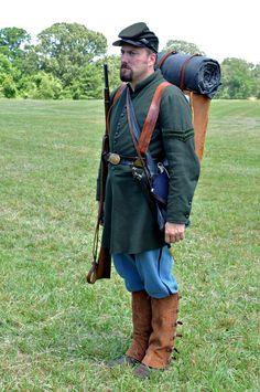 US Sharpshooter corporal