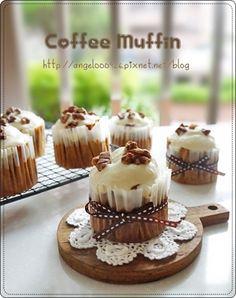 咖啡核桃瑪芬
