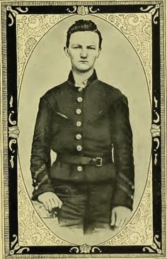 "Private James W. Nicholson, ""Claiborne Rangers""   Company L, 12th Louisiana Infantry"