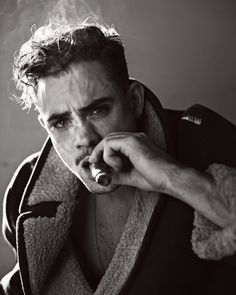 Dacre Montgomery for ESSENTIAL HOMME ❤️ Photographed by Brian Higbee