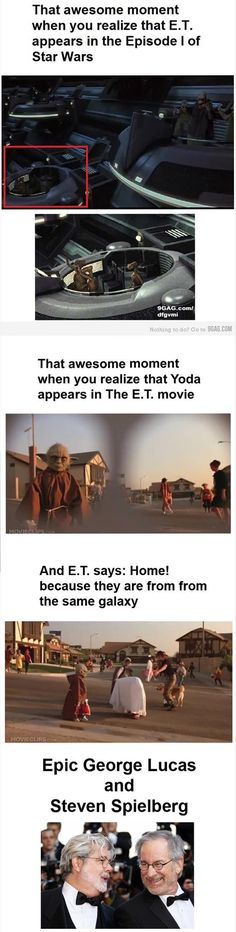 star wars facts, et movie facts - Awesome