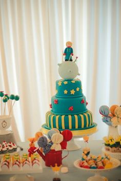 Danielle Rossi | festa pequeno principe | blog minha filha vai casar