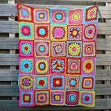 30 Granny Square Patterns - A Square a Day in May