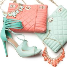 Colorful Pastels from Marciano