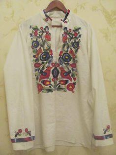 сорочка Теліженко для Кензо