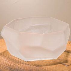 Decorative Chisel Bowl | VivaTerra