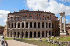 Roma, Teatro di Marcello.