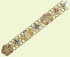Bracelet 5th Wedding Anniversary Gift from Philip