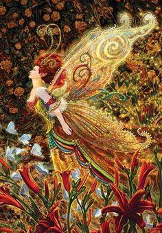 Autumn tones Fairy Amazing World