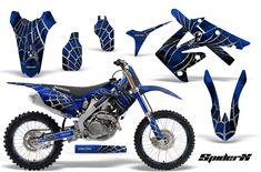 Honda Graphic Kits - Honda MX Decals and Stickers for dirt bikes crf cr cr crf crf xr cr Honda Dirt Bike, Dirt Bikes, Motocross, Decals, Kit, Stickers, Adhesive, Motorbikes, Blue Nails