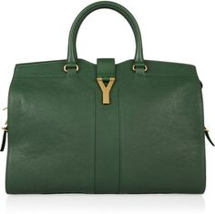 Cabas Chyc Leather Tote
