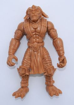 Small Soldiers, Archer, Dreamworks, Sculpting, Action Figures, Mexican, Characters, Plastic, Models