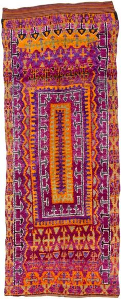 VINTAGE MOROCCAN Number 18109, MOROCCAN | Woven Accents