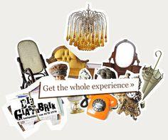 Die Glasfabrik - Altwaren, Antiquitäten und Kulturgegenstände