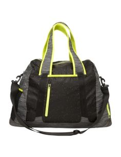 Roxy | Pull Rank Bag | Neoprene gym bag with side-entry zip wet/dry shoe compartment