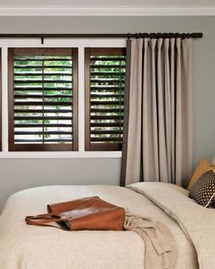 Non Traditional Black Plantation Shutters Favorite