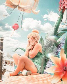 Disney Love, Disney Magic, Disney Art, Tinkerbell Disney, Disney Fairies, Fairy Pictures, Disney Pictures, Peter Pan Drawing, Tinkerbell And Terence