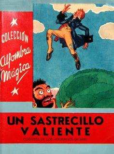 Un Sastrecillo valiente/ Cuentos de los hermanos Grimm (1955)