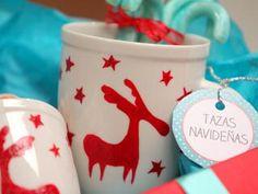 Tazas navideñas para regalar | Utilisima