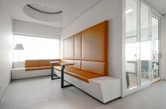 Lounge Clinic Interior Design, Lobby Interior, Clinic Design, Medical Office Design, Healthcare Design, Corporate Interiors, Office Interiors, Commercial Design, Commercial Interiors