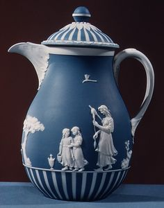 The Metropolitan Museum of Art - Chocolate pot with cover (part of a set)