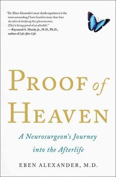 Proof of Heaven {A scientist's take on heaven. Hello, powerful conversation starter!}