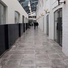 Serie Factory, Amager Centret Köperhamn #klinker #kakelgladje #kakelglädje #cchöganäs #golvplattor #cinca #hkc #keramik #keramiskaplattor
