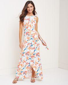 Tommy Bahama - Palms of Paradise Maxi Dress
