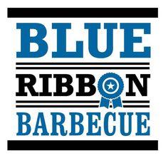 blue ribbon Barbecue in Ahhhhhhllllllington