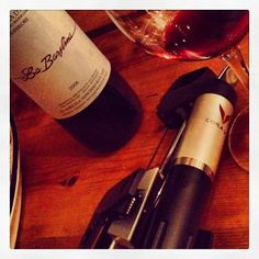 """06 Barbera one glass at a time...#coravin"" via anconaswines on Instagram"
