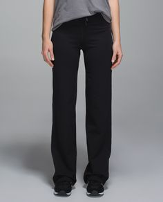 We designed these relaxed-fit pants to move with us in Hatha. Wear the adjustable waist high to keep covered or fold it low for freedom of movement. Added drawcords at the hem allow us to shorten them into crops and grab our ankles in Forward Fold. Running Tank Tops, Super Sport, Athletic Outfits, Running Women, Workout Pants, Yoga Pants, Pants For Women, My Style, Fitness