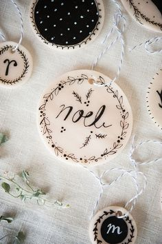 Kelli Murray's Blog | DIY CLAY ORNAMENTS Kelli Murray