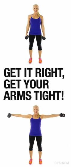You must try this move for toned shoulders and biceps.