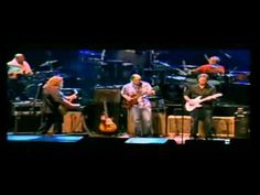 The Allman Brothers Band & Eric Clapton - Stormy Monday. Beacon Theater, March 2009