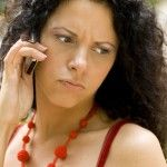 DANGEROUS EMFS FROM CELL PHONES http://www.mariarickerthong.com/wp-content/uploads/2012/11/woman-on-cell-phone-150x150.jpg New research shows that radiation emitted from cell phones may damage DNA and disrupt DNA repair, which could ultimately lead to cancer. Read more