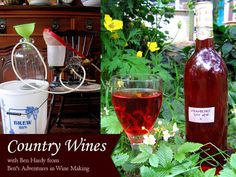 * Lovely Greens *: DIY Homesteading: Making Your Own Country Wines