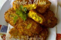 "Fittelle di Mais ""Perkedel Jagung"" http://blog.giallozafferano.it/chiodidigarofano/frittelle-mais-allindonesiana"