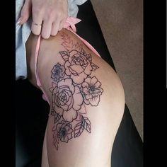 nice Top 100 hip tattoos - http://4develop.com.ua/top-100-hip-tattoos/ Check more at http://4develop.com.ua/top-100-hip-tattoos/