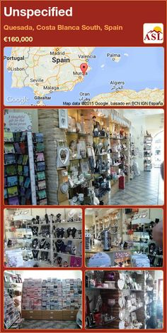 Unspecified for Sale in Quesada, Costa Blanca South, Spain - A Spanish Life South Spain, Torrevieja, Gift Wrapping Services, The Province, Seville, Vases Decor, Malaga, Lisbon, Picture Frames
