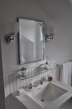 Traditional with Wainscot