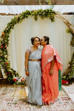 Intimate Backyard Indian Wedding – Carmelisse Photography – Leilani Weddings 44