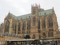 Cathedral Metz France